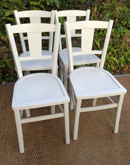 chaises bistrot anciennes magasin au bon march paris. Black Bedroom Furniture Sets. Home Design Ideas