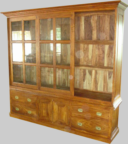 model de bibliotheque en bois maison design. Black Bedroom Furniture Sets. Home Design Ideas