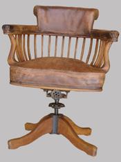 Tous nos fauteuils de bureau de tous styles et de toutes for Fauteuil de bureau en bois pivotant
