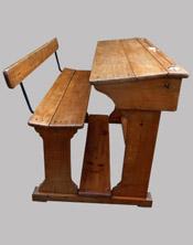mobilier ancien pour enfants chaise haute enfant pupitre ecolier table enfant. Black Bedroom Furniture Sets. Home Design Ideas