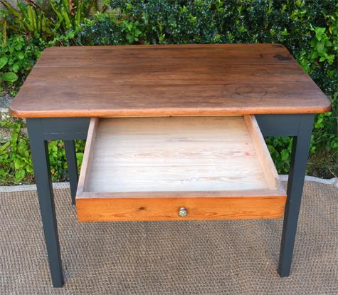 Bureau petite dimension bureau blanc avec tiroir of bureau for Jardin facile cognac