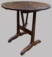 jolies tables anciennes authentiques et de caract re pour toutes les maisons du monde. Black Bedroom Furniture Sets. Home Design Ideas