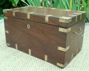 antiquit s coffres coffrets anciens en bois petites bo tes usages divers coffre de marin. Black Bedroom Furniture Sets. Home Design Ideas