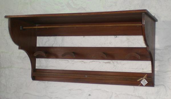 belle grande etagere de bistrot ancienne. Black Bedroom Furniture Sets. Home Design Ideas