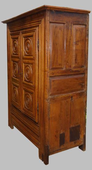 Armoire de bretagne armoire bretonne g teaux en chataignier - L armoire de camille ...