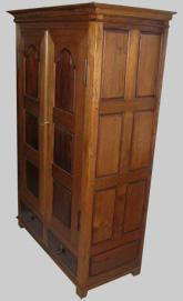 nos armoires anciennes en bois de teck et palissandre vendues. Black Bedroom Furniture Sets. Home Design Ideas