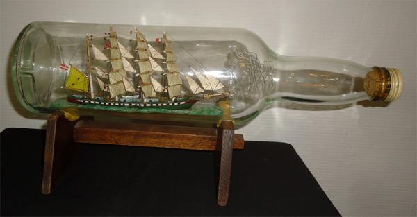 bateau bouteille