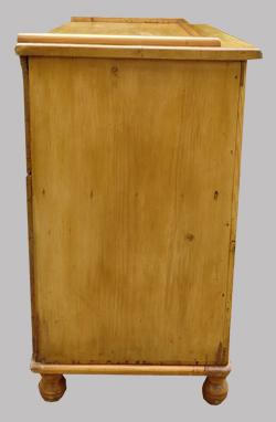 meuble deux corps ancien en pin. Black Bedroom Furniture Sets. Home Design Ideas