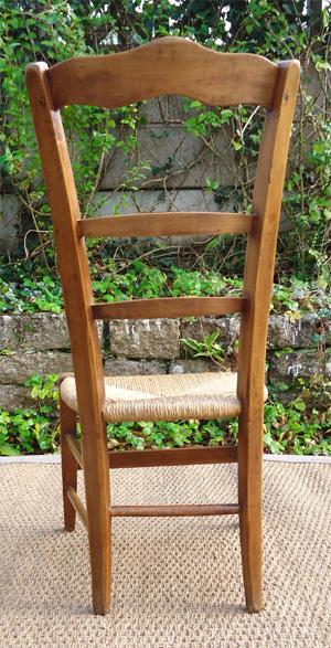 La Chaise De Nourrice Vue Dos