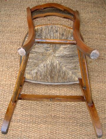authentiques chaises de style louis philippe en merisier. Black Bedroom Furniture Sets. Home Design Ideas