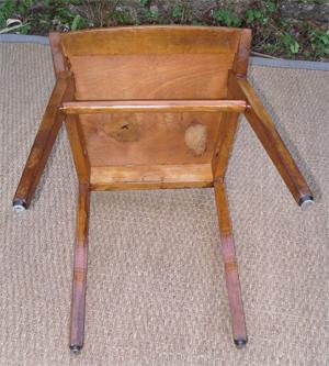 belle s rie de 6 chaises luterma mod le des ann es 70. Black Bedroom Furniture Sets. Home Design Ideas