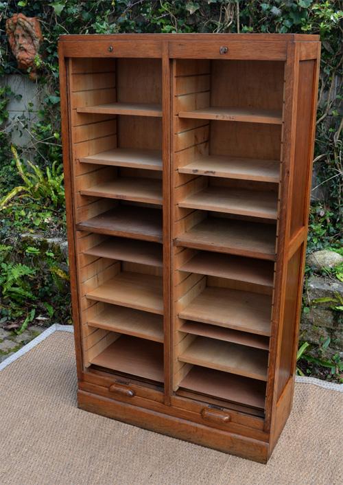 classeur meuble de bureau classeur rideau 2 colonnes. Black Bedroom Furniture Sets. Home Design Ideas