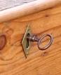 Ancien comptoir de boutique beau meuble de m tier ancien for Meuble qui ferme a clef