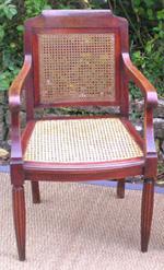 Mobilier vintage chaises fauteuils canap s vintage d j vendus en boutique - Fauteuil coiffeur ancien ...