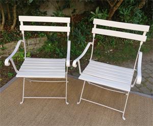 Jolis meubles et objets de jardin authentiquement anciens for Objets decoratifs de jardin