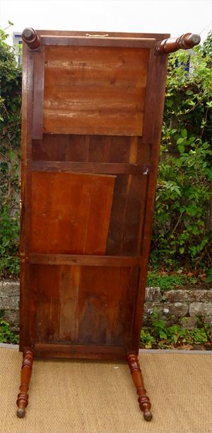 magnifique et authentique table ancienne en chataignier provenant de bretagne. Black Bedroom Furniture Sets. Home Design Ideas
