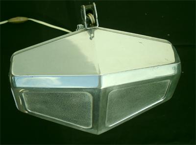 Pirouett Lampe De Bureau Annees 30 Orientable Et Extensible En