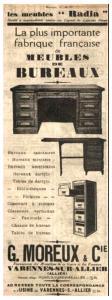 ancien classeur double rideau des ann es 50 pour votre bureau. Black Bedroom Furniture Sets. Home Design Ideas