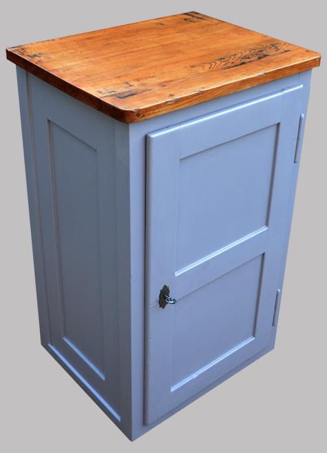 Solide meuble d 39 atelier avec plateau en ch ne - Meubles petites oppervlakken ...