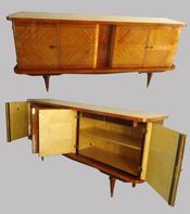 Chaises pour table pour salle manger des ann es 60 for Salle a manger annee 1960
