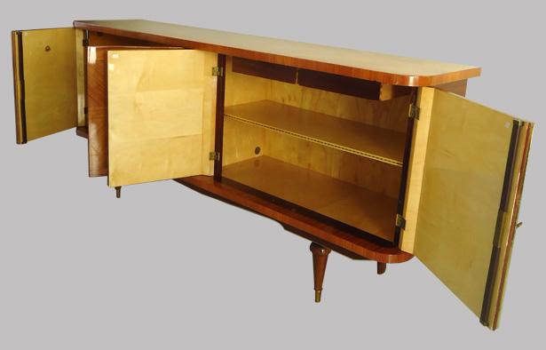 Buffet enfilade en palissandre meuble d 39 une salle manger for Salle a manger annee 50