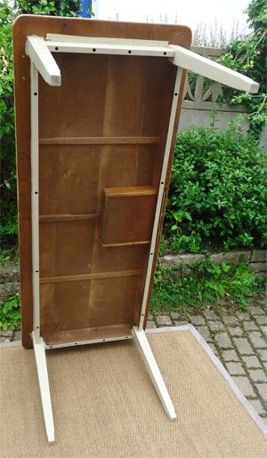 table rustique ancienne en chataignier de bretagne. Black Bedroom Furniture Sets. Home Design Ideas